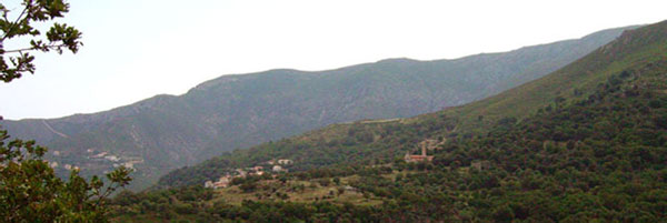 The Balagne Region